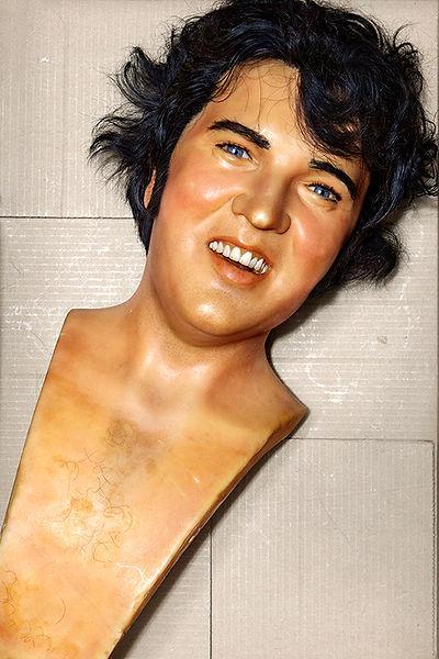 David LaChapelle, Still Life: Elvis Presley, 2009-2012