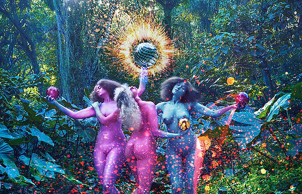 David LaChapelle, Praise Dance, 2009