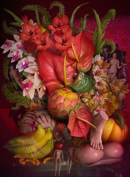 David LaChapelle, The Lovers, 2008-2011