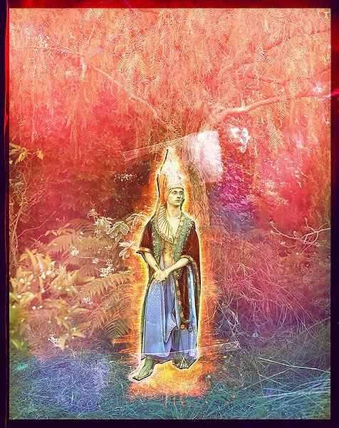David LaChapelle, Lightness of Being, 2015