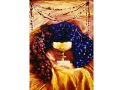 David LaChapelle, Untitled (Somewhere Better: Grapes), 1989
