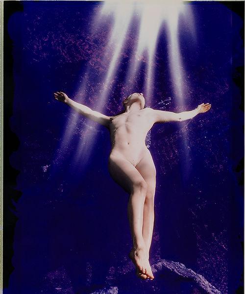 David LaChapelle, Good News of Great Joy!, 1985