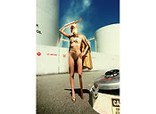 David LaChapelle, Cancer Taught Me, 1998
