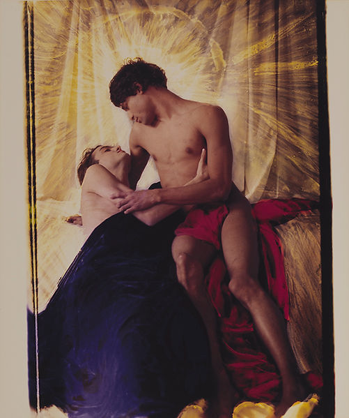 David LaChapelle, But the Love Will Never Die, 1985