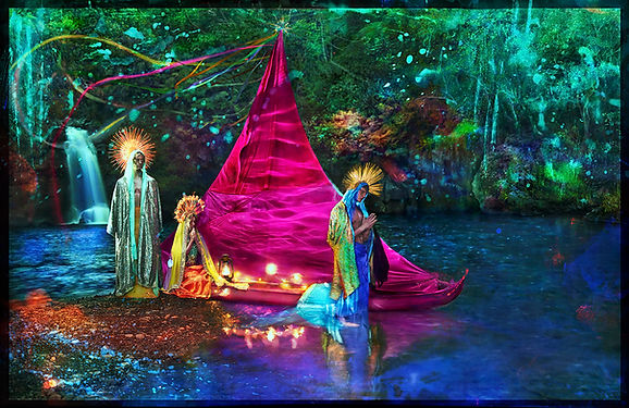 David LaChapelle, A New World, 2015