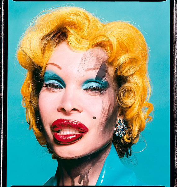 David LaChapelle, My Own Marilyn, 2002