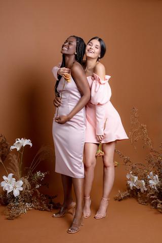 NATASHA & AMANDA