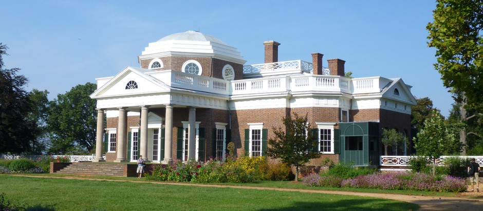 All the President's Homes - #3 Monticello