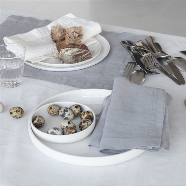 OUR TABLE LINEN