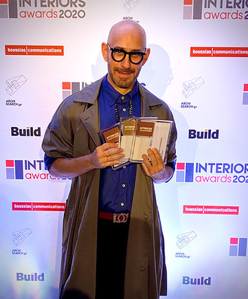 INTERIOR AWARDS 2020