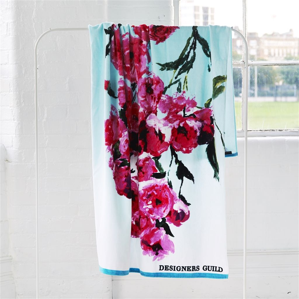 DESIGNERS GUIL BEACH TOWELS