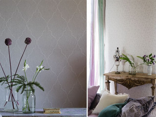 Designers Guild Geometric Wallpapers