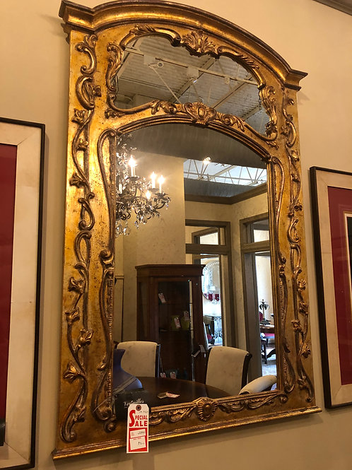 Mirror - Gold Frame