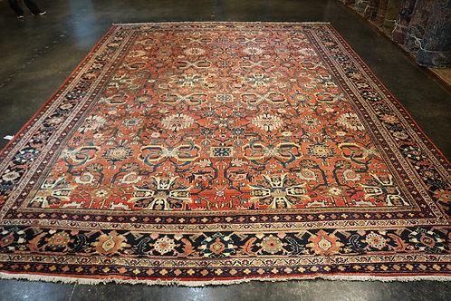 Persian Mahal - Antique - 12x17