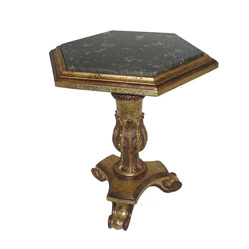 Accent Table - Painted