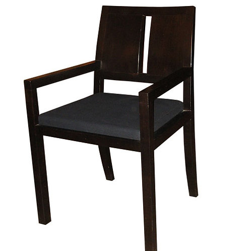 Accent Chair - Maple Wood