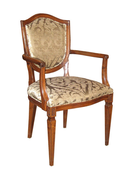 Dining Chair - Fabric