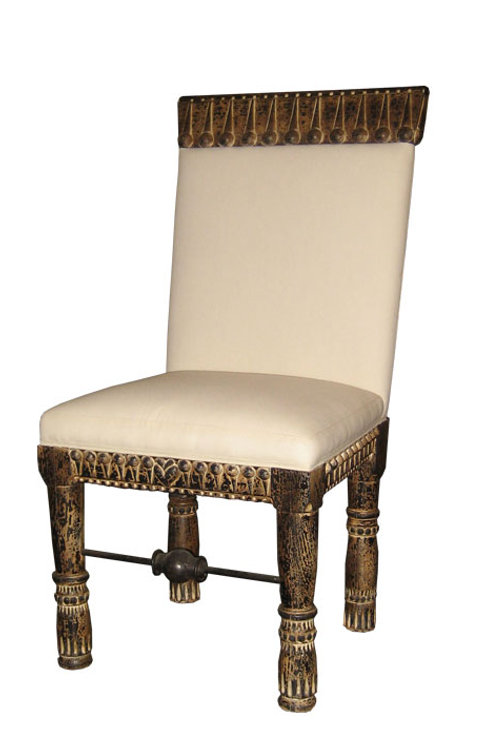 Dining Chair - Carved Detail