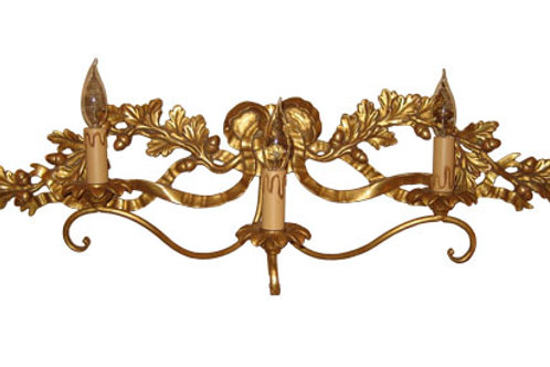 Sconce - Gold Finish