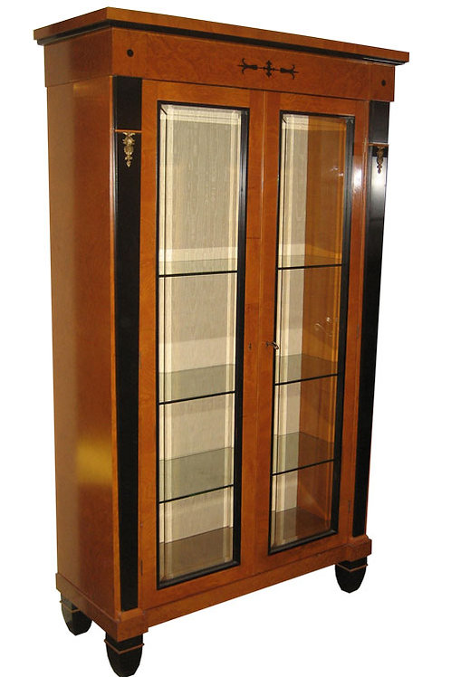 Display Cabinet - Wooden