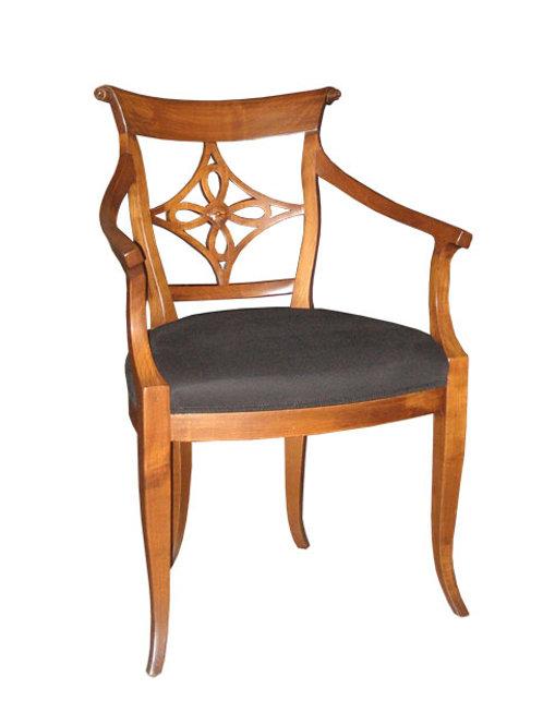 Dining Chair - Muslin Fabric