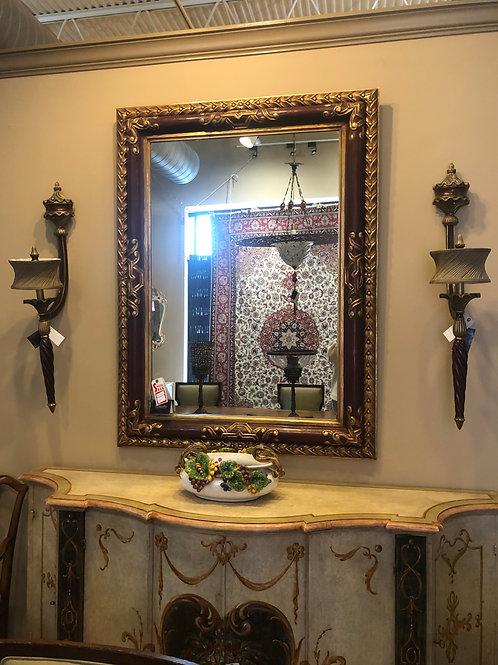 Mirror - Gold Frame