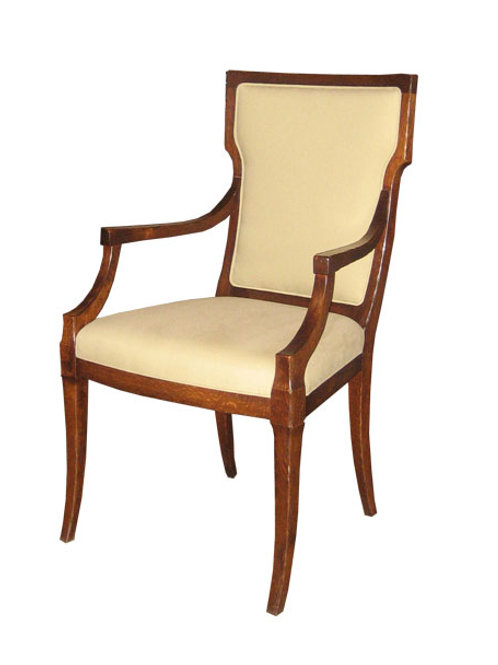 Accent Chair - Fabric Seat