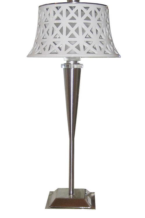 Lamp - White Porcelain