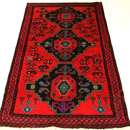 Persian Rug - Hamedan - 4x6