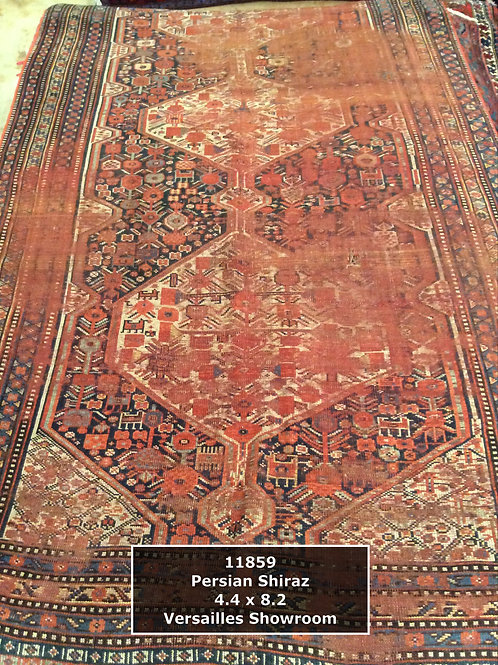 Persian Rug - Shiraz - 5'x 7'