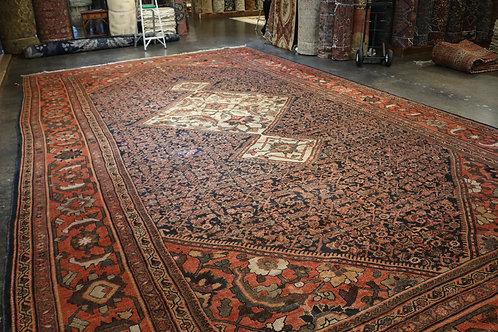 Persian Mahal - Antique - 14x24