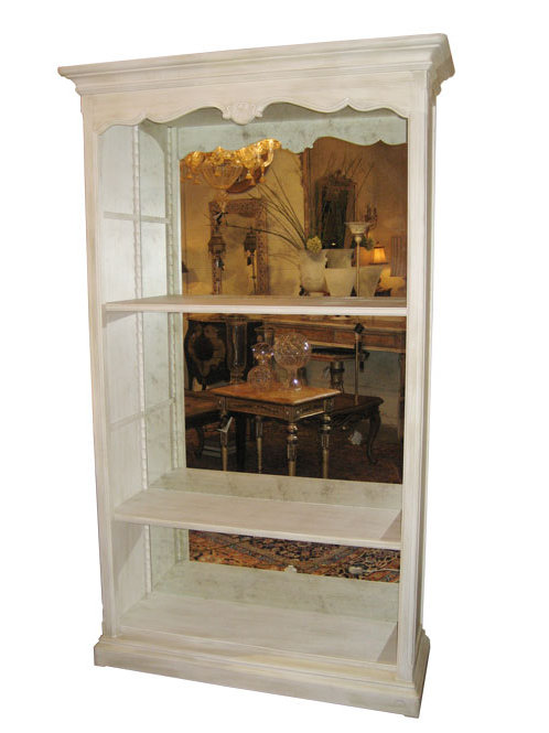 Display Cabinet - Painted