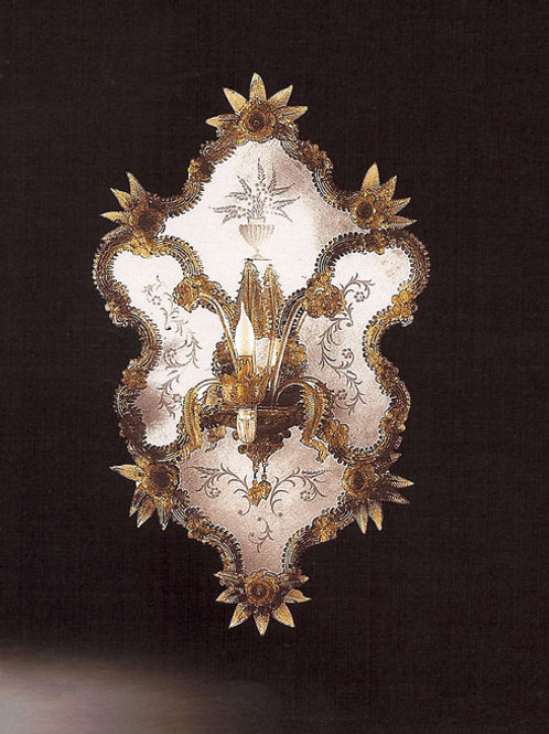 Sconce - Mirrored