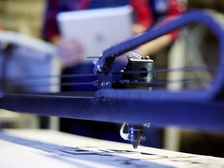 Corte a Laser - Tecnologia Criando Bem-Estar