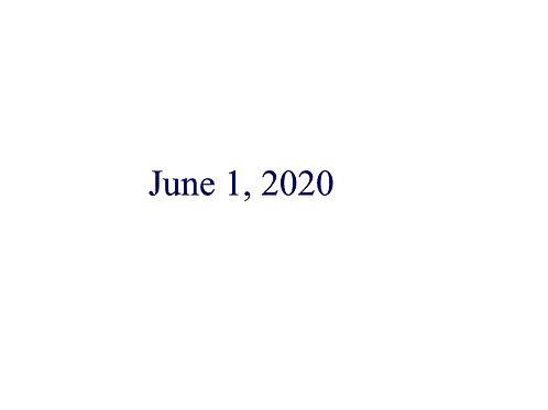 New Masks Designs Added June 1, 2020