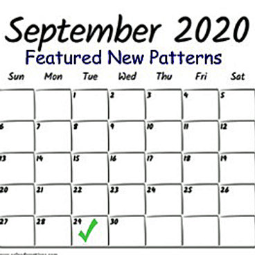 Featured new Patterns September 29, 2020