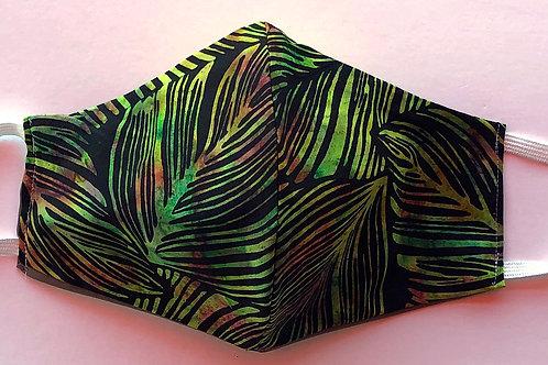 Batik Zebra Leaf