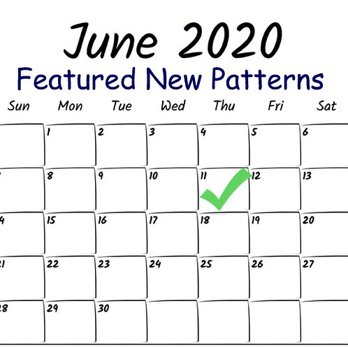 Featured New Patterns June 11, 2020