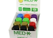 MED-TAINERS (WHOLESALE PRICE) AIR TIGHT CONTAINER & GRINDER & STORAGE