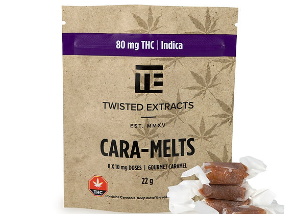 Twisted Extracts-Caramelts