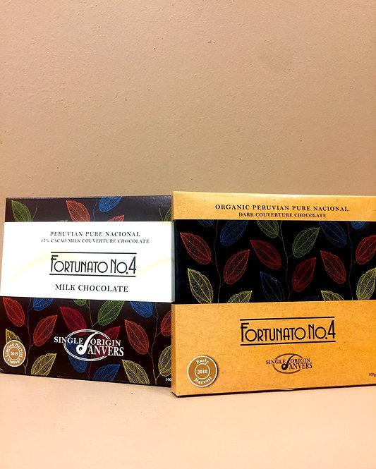 Organic Peruvian Chocolate