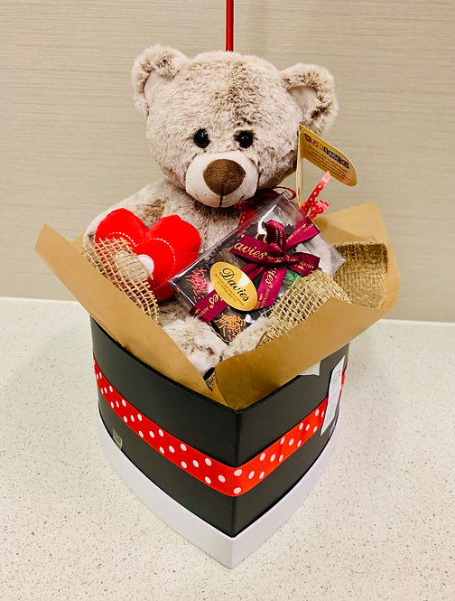 Valentines Teddy & Chocolates