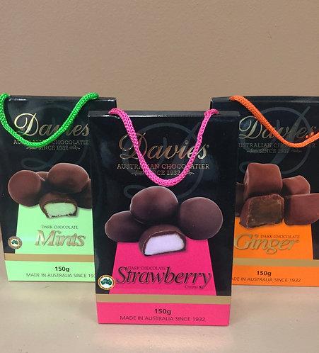Davies Classic Aussie Chocolates
