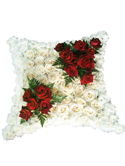 Rose Cushion Wreath