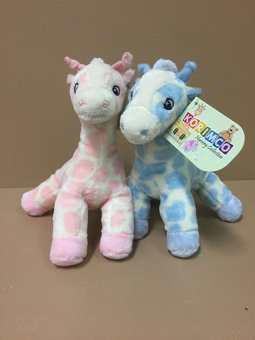 Baby - Plush Giraffe