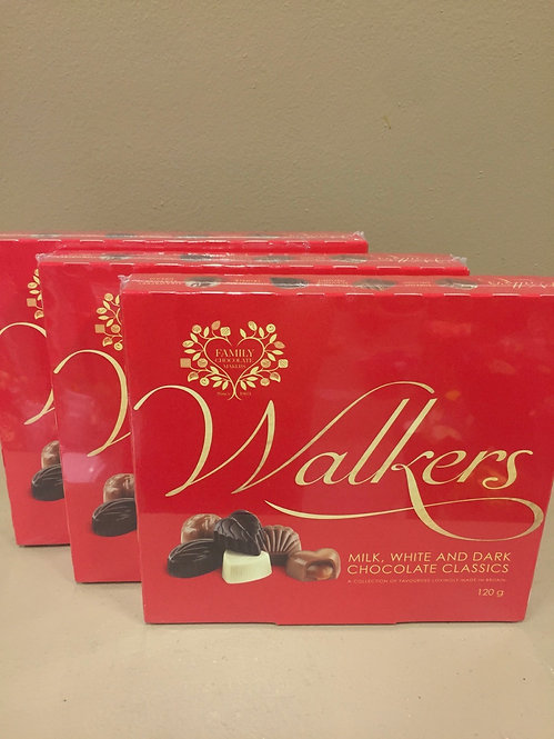 Walkers Chocolate Selection Box
