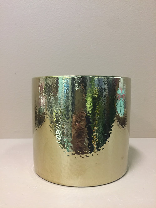 Gold Speckled Vase