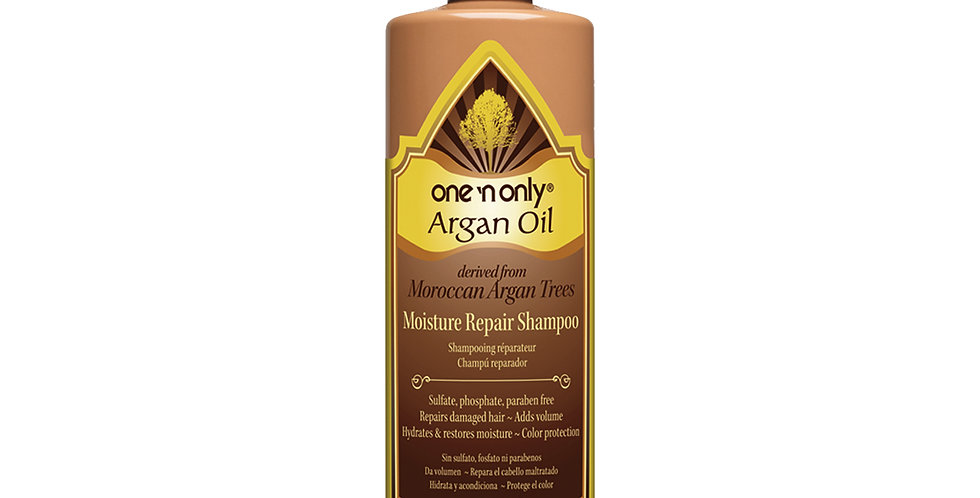 One'n only Argan oil moisture repair shampoo,350