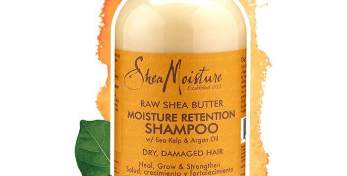 SheaMoisture Hair Raw Shea Shampoo Moisturizer 13 oz