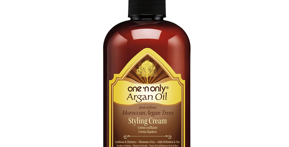 One'n only Argan oil styling cream, 300ml